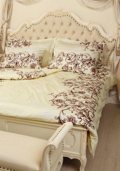 Комплект постельного белья Becker Beatrice двуспальный сатин