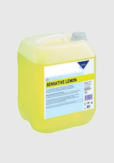 Becker Sensitive Cleaner Lemon 10л