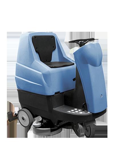Поломоечная машина с сиденьем BECKER A13-R 75 Essential