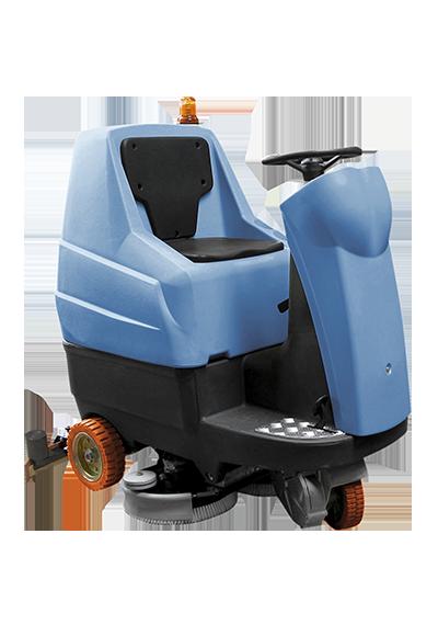 Поломоечная машина с сиденьем BECKER A13 R 85 UP