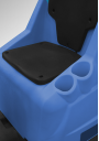 Поломоечная машина с сиденьем BECKER A13-R 75 UP