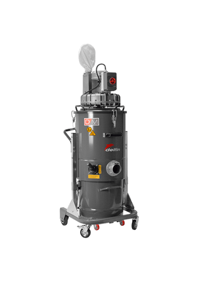 Промышленный пылесос Delfin ZFR EL M Z22