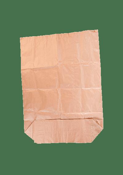 Бумажный пакет для мусора 120 л