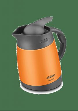 Термос с заварником для чая ARZUM DUOTERM (Оранжевый)
