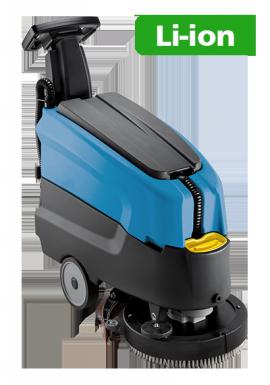 Поломоечная машина с литий-ионным аккумулятором BECKER A4 45B Li-ion 2/4