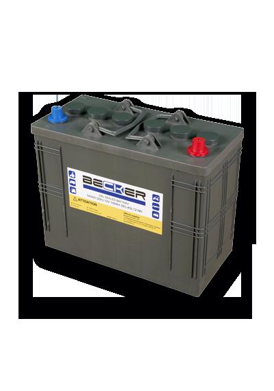 Тяговая аккумуляторная батарея BECKER 12V 105Ah