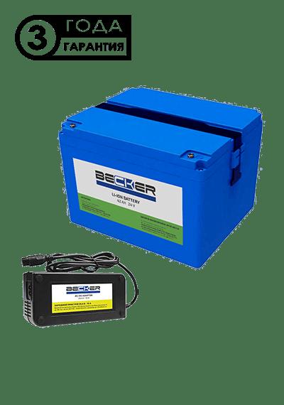 Комплект АКБ и ЗУ BECKER Li-Titan Kit CT15