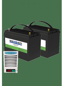 Комплект АКБ и ЗУ BECKER Li-Titan Kit A12-CT110