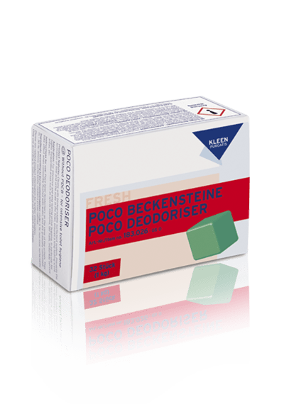 Kleen Purgatis Poco Deodoriser - кубики для писсуаров