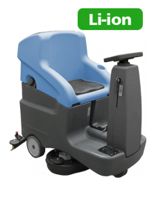 Поломоечная машина с литий-ионным аккумулятором BECKER A12 66 Rider Li-ion 3/3