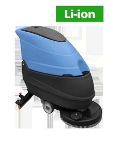 Поломоечная машина с литий-ионным аккумулятором BECKER A5 EVO 50B Li-ion 4/5