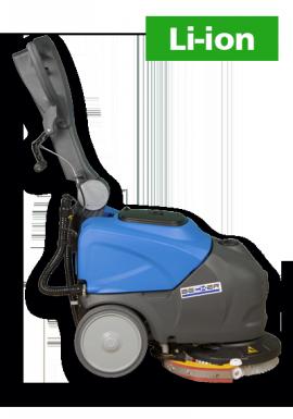 Поломоечная машина с литий-ионным аккумулятором BECKER CT15 B35 Li-ion 2/4