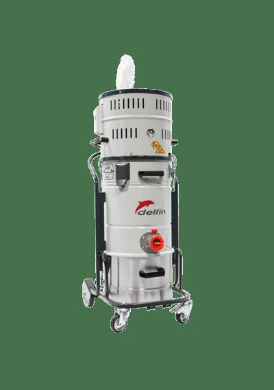 Промышленный пылесос Delfin 202DS EX1/3D M