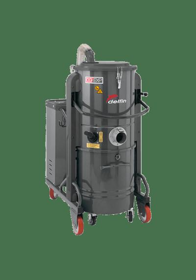 Промышленный пылесос Delfin DG 30 EXP Z22