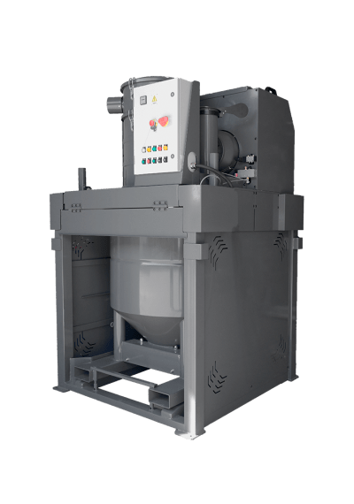 Промышленный пылесос Delfin DHV 22 Compact