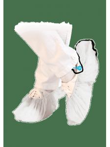 Бахилы с антистатической тесьмой (для аппаратов Hygomat)