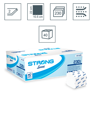 LUCART STRONG 230 I